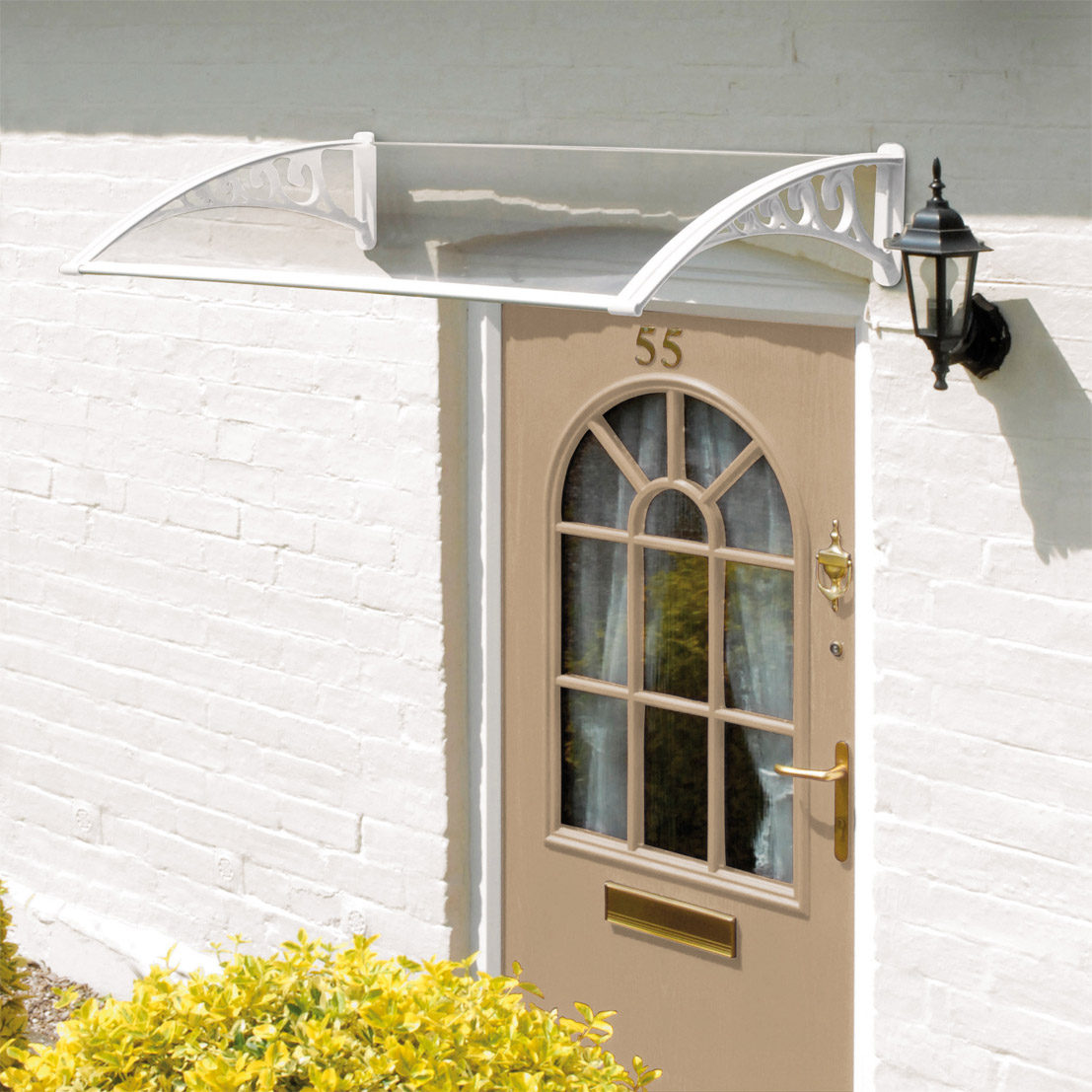 Door Canopy Back Door Canopy Front Door Canopy White Door